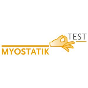 Zertifikat Myostatik Test